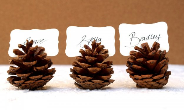 pine cone christmas decorations