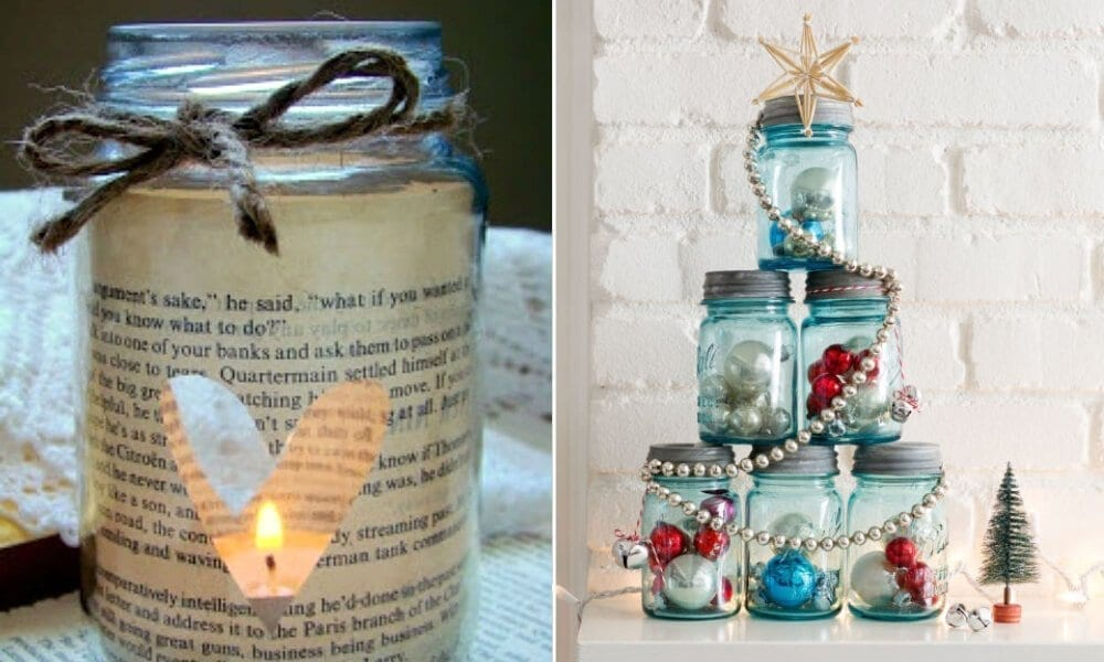 It's nearly Christmas! Use these last minute festive deco ideas