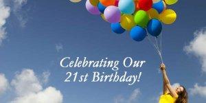 snhs 21st birthday celebrations
