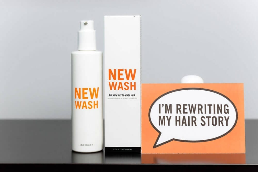 New Wash is changing the hair care game
