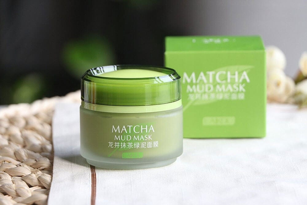Match mud mask