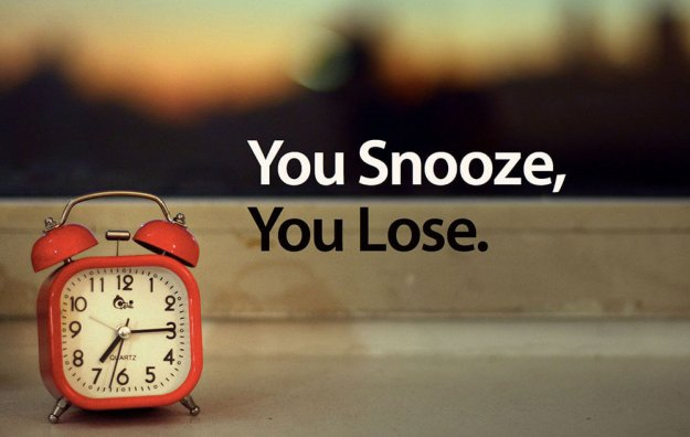 Hitting the snooze button is more harmful than you think
