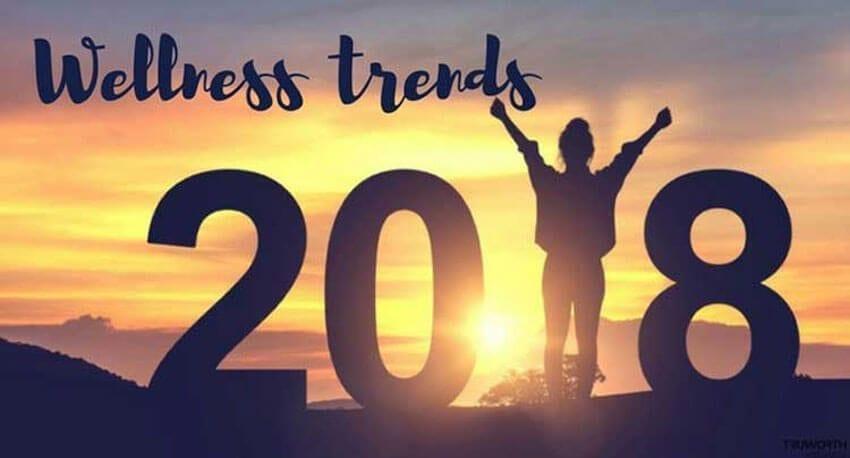 2018 wellness trends banner