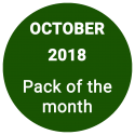 october 2018 course pack of the month