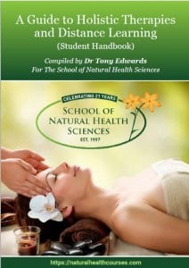 A guide to holistic therapies and distance learning