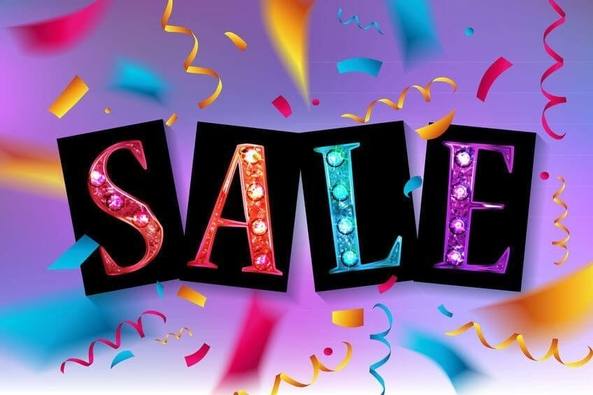 SNHS 5 Day Flash Sale