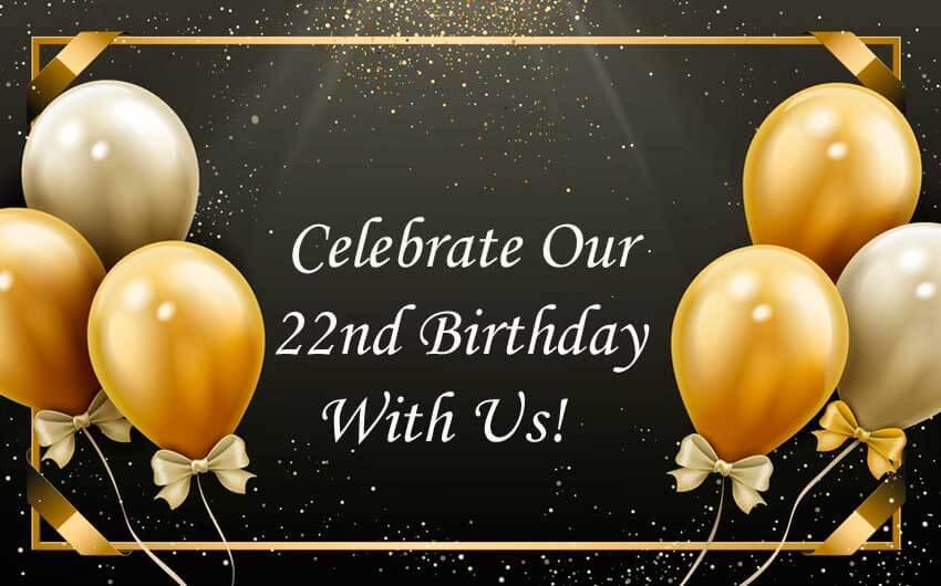 SNHS 22nd Birthday Celebration