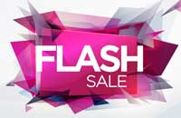 snhs flash sale