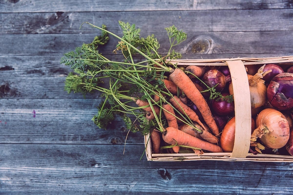 Eating sustainably will dramatically reduce your carbon footprint