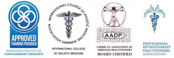 SNHS Accreditation Logos