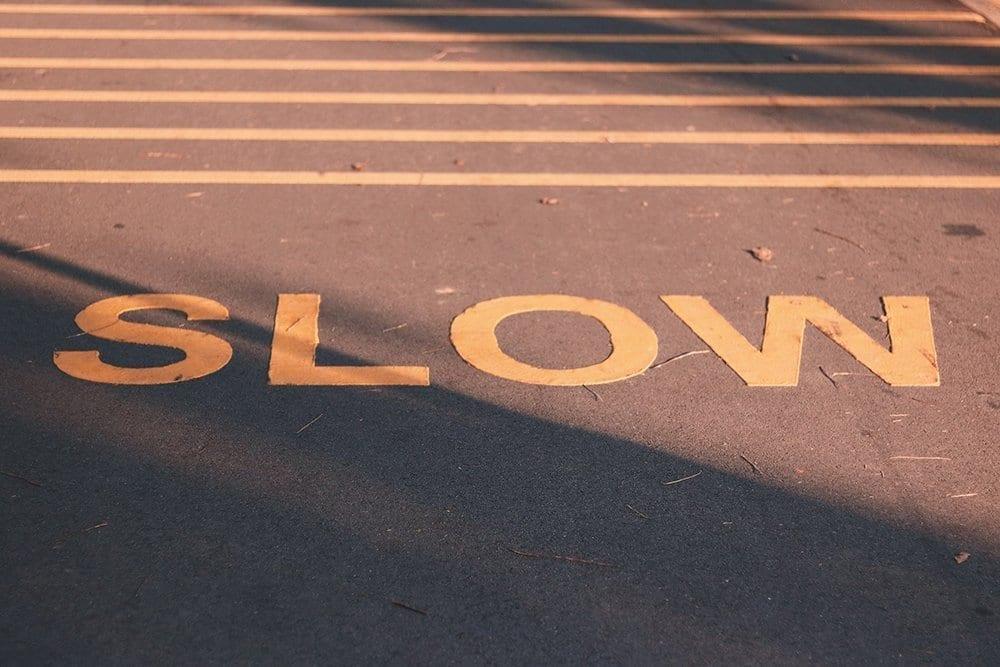 power of slow
