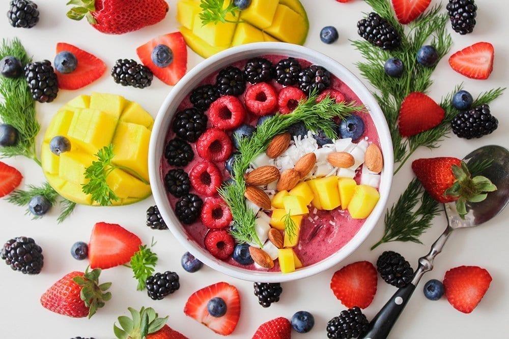 nutrição densa