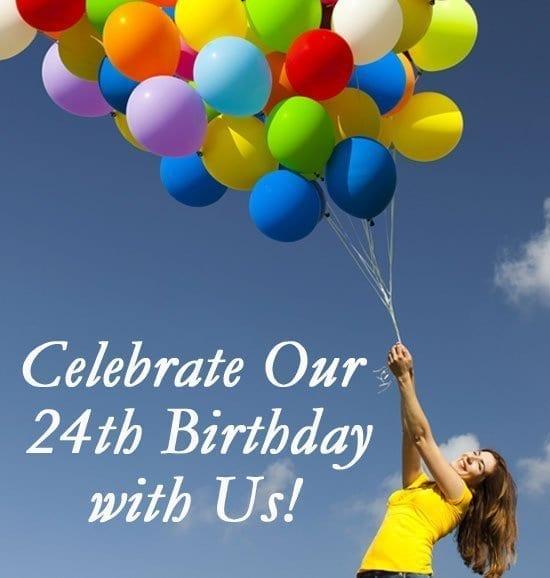 snhs 24th Birthday celebrations